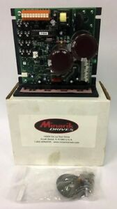 Minarik Drives Nrgd05 d240ac 4q Pwm Motor Drive New In Box 72 a 10 9