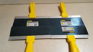 Ames 10 Feather lite Blue Steel Drywall Finishing Knife 4 Pack New
