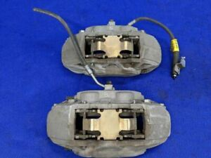 2015 2016 2017 2018 Ford Mustang Gt Front 4 Piston Caliper Brembo Style Brakes