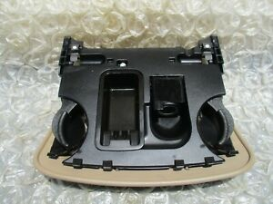 03 11 Ford Crown Victoria Mercury Grand Marquis Dash Cup Holder Ash Tray Oem