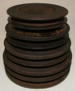 Heavy Duty Industrial Steel 8 Step Groove Pulley V Belt 6 Long