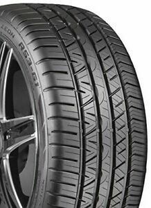 2 New Cooper Zeon Rs3 g1 All Season Performance Tires 225 50r17 225