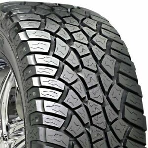 2 New Cooper Zeon Ltz All Terrain Tires 275 60r20 275 60 20 2756020 119s