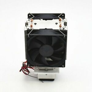 Semiconductor Refrigeration Thermoelectric Peltier Cooling Dehumidification Ty
