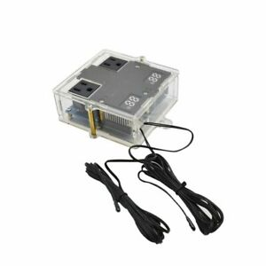 W5n3finishedled Digital Temperature Controller Thermostat Aquaculture Case Ty
