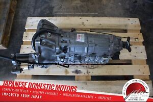 Jdm 2jzgte Toyota Aristo Is300 Auto Transmission Twin turbo Vvt i 3 0l A t