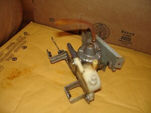 Honda Gc160 5 0 Carb Choke Lever Fuel Pump Generator Part