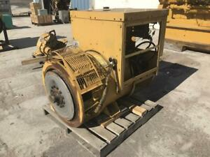 Sr4b Caterpillar Generator End 316 Amps Good Used Condition