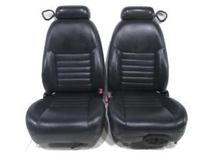Ford Mustang Sn95 New Leather Oem Seats 1994 2000 2001 2002 2003 2004