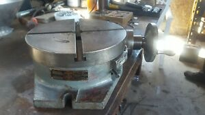 Troyke12 Rotary Table