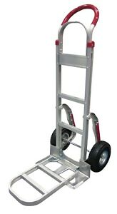 Tyke Supply Aluminum Stair Climber Hand Truck With Extension Nose Hs 1