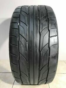 High Tread Used Tire 1 295 35r20 Nitto Nt555