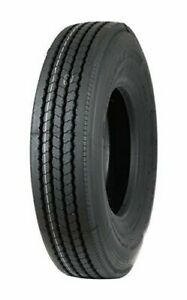 4 New Double Coin Rt500 Low Pro All Position Truck Tires 8 25r15 8 25 18pr Lri