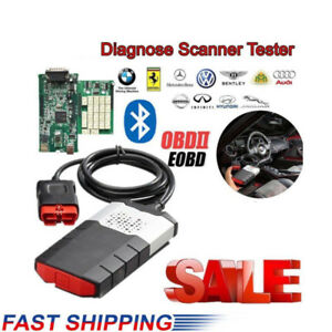 Vci Obd2 2018 New Bluetooth Diagnostic Tools Scanning Apparatus Software For Car