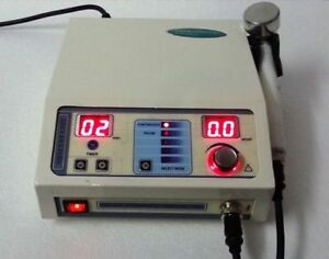 Home Professional Ultrasound Therapy Machine 1mhz Pain Relief Therapy Unit Sfg