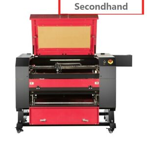 Secondhand 80w 700x500mm Usb Port Co2 Laser Engraving Machine Engraver Cutter