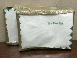 200 9 X 12 14 Tyvek White First Class Mail Easyclose Envelopes