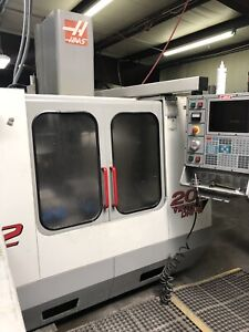 Haas Vf2 Milling Center Cnc Machine