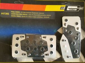 Mr Gasket Pedal Cover S Automatic Transmission Universal Part 4736g New