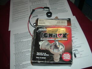 Ignition Conversion Kit ignitor Electronic Ignition Pertronix 1864a