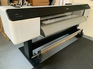 Epson Stylus Pro Gs6000 Wide Format Printer W Auto Take up Reel
