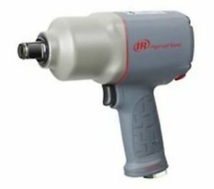 New Ingersoll Rand 2145 Qimax 3 4 Inch Drive Quiet Air Impact Wrench