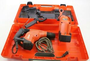 Hilti Te 7 drs Te7 Corded Rotary Hammer Drill Drs m Dust Collector Kit