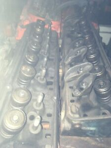 Chevy Corvette Sbc 1 94 624 Chevy 350 400 Cylinder Heads 462624