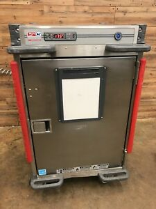 Metro C5t5 dsb C5 Transport Armour Half Size Heavy Duty Heated Holding Cabinet