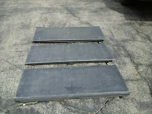 2002 Chevrolet Avalanche 3 Pc Hard Tonneau Cover