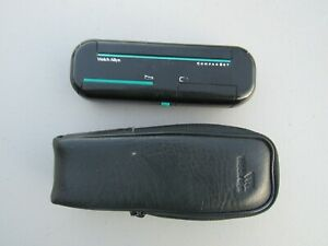 Welch Allyn 74001 Compacset 2 5v Portable Diagnostic Set Ophthalmoscope Otoscope