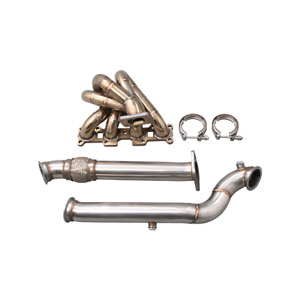 Cxracing T3 Turbo Manifold Kit For 94 99 Mazda Miata Mx 5 1 8l Na t
