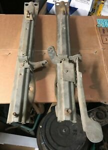 1961 1966 Seat Tracks Ford Truck F100 Bench Seat 65 64 63