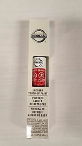 Oem Nissan Touch Up Paint Clear Coat Cayenne Red Color Code Nah