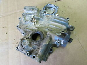 Used Genuine Kubota Front Gear Cover Wg600 Grasshopper Walker 12581 04020