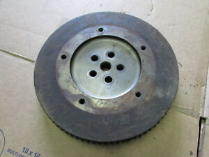 Used Genuine Kubota Flywheel Wg600 Grasshopper Walker
