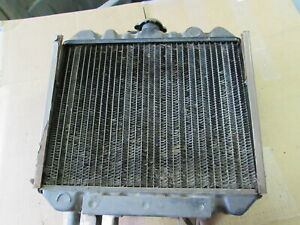 Used Grasshopper Mower Denso Brass Radiator Kubota Diesel