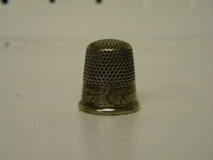Vintage Simon Brothers Thimble