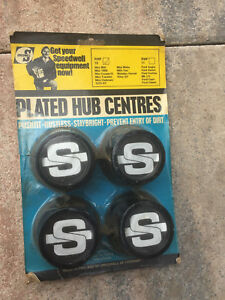 Vintage Speedwell Hub Centres Mini 850 1000 Cooper S 1275gt Clubman Nos