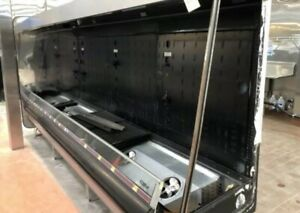 Hill Phoenix 16 Refrigerated Wall Case