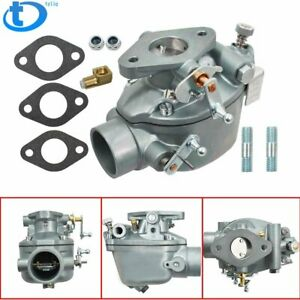 12954 Tsx765 Carburetor With Gaskets For Ford Tractor 501 601 641 681 701