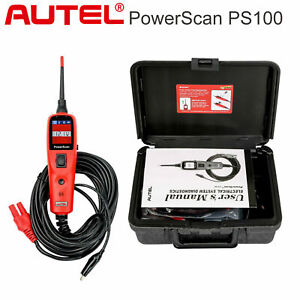 Autel Powerscan Ps100 Electrical System Circuit Tester Kit Power Scan Tool