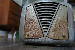 Art Deco Vintage Under Dash Floor Car Truck Heater Hot Rat Rod Very Rare