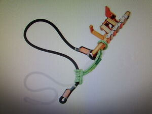 Rope Logic s Made Unicender W 30in Tether And Prusik Arborist Climbing Rigging
