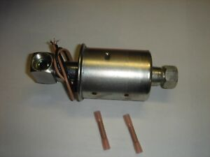 12 Volt Electric Fuel Pump For Case 1835c Skid Steer Replaces 1959813c1