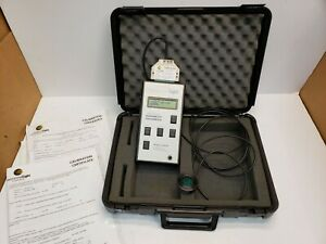 International Light Photometer radiometer Model Il 1400a Free Shipping