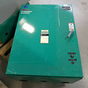 Cummins Onan Ot 225 Amp 208 240v 3 Phase Generator Automatic Transfer Switch
