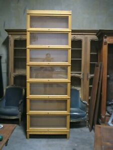 Lawyer Barrister 7 Stack Bookcase 1970 S 1980 S