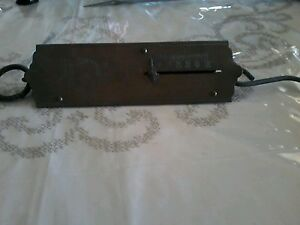 Antique John Chatillons Spring Balance Scale Brass 50lb