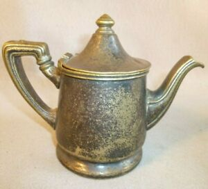 Reed Barton Teapot Silver Soldered 2300c 1p 550 Grant Coffee Antique 1951 Bell